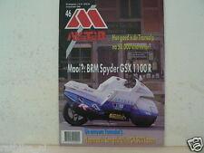 MO8946-BRM SPYDER GSX1100R,HONDA TRANSALP,HONDA CX500,YAMAHA XT600E,STRIJBOS