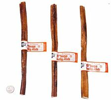 GoGo Pet Products, 12 inch Large Premium Bully Stick - 100 Pack