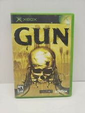 Gun (Microsoft Xbox, 2005)