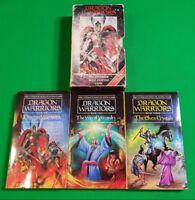 Dragon Warriors ***MEGA RARE BOX SET 1-3!!*** Dave Morris Fighting Fantasy Corgi