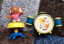 The Tom & Jerry Band Drum Set McDonald's 1989 Set 3