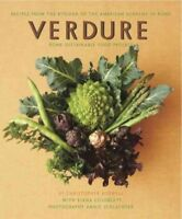 Verdure : Vegetable Recipes from the Kitchen of the American Academy in Rome,...