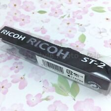 RICOH ST-2 Genuine Neck Shoulder Strap BLACK 42010 JAPAN IMPORT