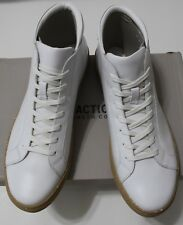 Kenneth Cole Reaction MEN'S White Walper Sneakers US 11.5M