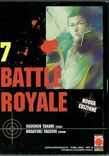 Battle Royale  7 di M.Taguchi ed. Planet Manga