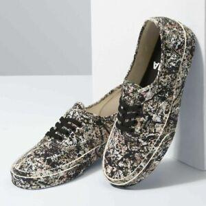 NEW Vans MOMA Jackson Pollock Authentic Men's Size  8, 9, 11 New