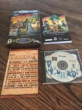Age Of Empires II Gold Edition Windows 95 98 ME In Box With Manual PC3