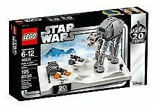 Lego 40333 Star Wars Battle of Hoth™  20th Anniversary Edition