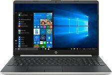 HP 15-dw0043dx Touch Laptop 1.6GHz Intel Core i5-8265U 8GB RAM 128GB SSD - READ