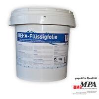 Premium Flüssigfolie 9 kg Dichtfolie Streichfolie Sanitär Abdichtung innen
