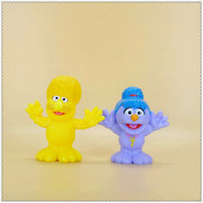 lot of 2 Sesame Street  figure 3""