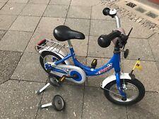 PUKY ZL 12-1 Dunkelblaues Kinder Fahrrad 12 Zoll Stützräder ALU ab 3 Jahren
