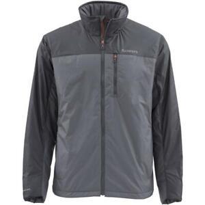 Simms MidStream Insulated Jacket XXL Anvil 2XL ~ NEW