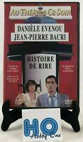 DVD - Teatro - Historia de Laugh - Daniele Evenou - como Nuevo