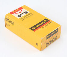 KODAK KODACOLOR-X 80, BOXED, EXPIRED 1972, FOR DISPLAY ONLY/cks/193804