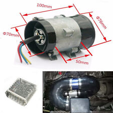 12V Car Turbo Charger with Automatic Controller Increase Engine Power and Torque