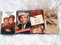 NEIL SIMON 4 VHS LOT BAREFOOT IN THE PARK MURDER BY DEATH THE CHEAP DETECTIVE