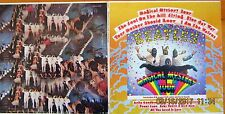 The Beatles Magical Mystery Tour -1968 Capitol SMAL 2835 LP w/ Insert