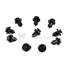 50 x Bumper Clip Splash Shield Retainer Fenders 91506S9A003 For Honda / Acura