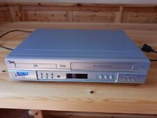 VIDEOREGISTRATORE VHS COMBO DVD LG DVC6500 HIFI STEREO 6 TESTINE