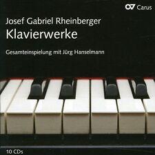 Jurg Hanselmann - Piano Works [New CD] Boxed Set