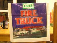 2000 HESS TRUCK-BAG !!!!