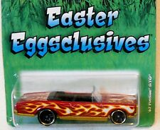 2010 Hot Wheels EASTER EGGCLUSIVES  ∞ '67 PONTIAC GTO ∞ MOC WAL-MART EXCLUSIVE