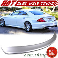 PAINTED MERCEDES BENZ W219 CLS REAR TRUNK SPOILER CLS350 CLS500 A TYPE 10 #775
