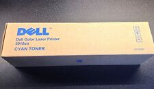 Genuine New Cyan Dell TH204 Toner Cartridge (593-10155 Laser Printer Cartridge)