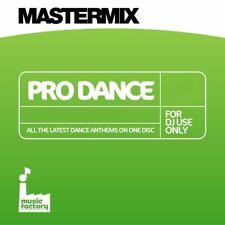 MasterMix DJ CD - Pro Dance 32 - September 2010
