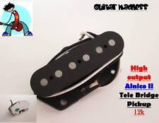 Tele Telecaster®  Bridge Pickup Hot Alnico II 12k