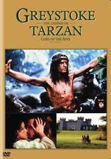 Greystoke Legend of Tarzan 0085391137528 With Ian Holm DVD Region 1