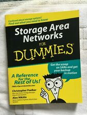 Storage Area Networks for Dummies by Christopher Poelker; Alex Nikitin