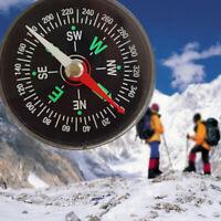 New Camping Outdoor Wandern Flüssig-Öl Kompass Survival Compass F0X5