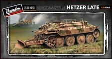 Char German BERGEPANZER 38 HETZER - KIT THUNDER MODEL 1/35 No. 35101