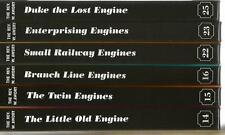 The Rev W. Awdry-The Railway Series - 6 Thomas the Tank Engine Books - HB Bundle