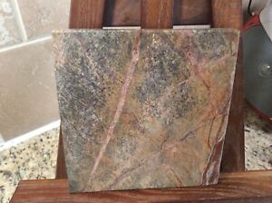 New Yankee Candle Jar Candle Tray Marble Heavy Plate Base Centerpiece