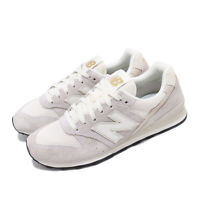 New Balance WL996 996 Grey Beige Women Casual Lifestyle Shoes Sneaker WL996VHA B