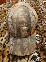 5.11 Tactical Series Camo L/XL Fitted Hat Cap