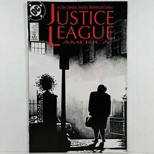 Justice League America - No. 27 - DC Comics Inc. - June 1989 - No Reserve!