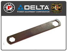 Delta Rockwell Unisaw Closed End Arbor Wrench 422-39-101-0001S