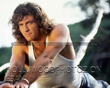 Joe Lando sexy Dr Quinn Medicine Woman Hunk In Tank Top Actor 8x10 Photo 36