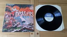 BBC Sound Effects No. 16 Disasters 1977 UK LP REC295 VG/Ex Dr. Who