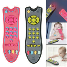 Educational Music Mobile Phone Tv Toy Remote Control Early Electric Numbers New
