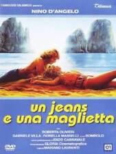 Dvd Un Jeans E Una Maglietta - (1983) *** Nino D'Angelo *** ......NUOVO