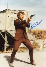 Clint Eastwood SIGNED AUTOGRAPH Dirty Harry AFTAL UACC RD