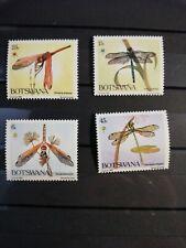 Botswana 1983 - Libellen dragonflies  333 - 336 **   mnh