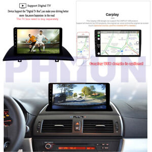 For BMW X3 E83/Canbus 2004-2012 16GB Android 9.1 Car 9inch Stereo Radio GPS WIFI