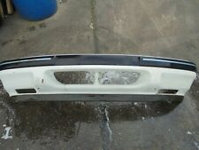 FORD SIERRA MK2 FRONT BUMPER 87 TO 92 SEE PICS FOR SPLIT-LE671EU-COLLECTION ONLY
