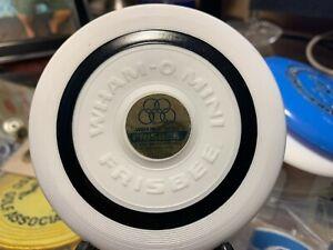 """Wham-o Frisbee Mini 4"""" Master Pro Olympic label Mold C"""